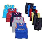 #4: CH Fashion Sleev Less T Shirt and shorts chadda pack of 5