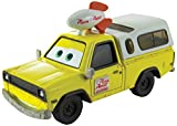 Disney Pixar Cars - Todd Pizza Planet Truck (RSN Racing Sports Network #8 of 8) - Véhicule Miniature - Voiture