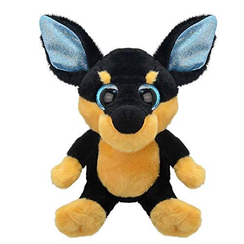 Wild Planet Orbys-Juguete de Peluche Chihuahua 25cm Hecho a...