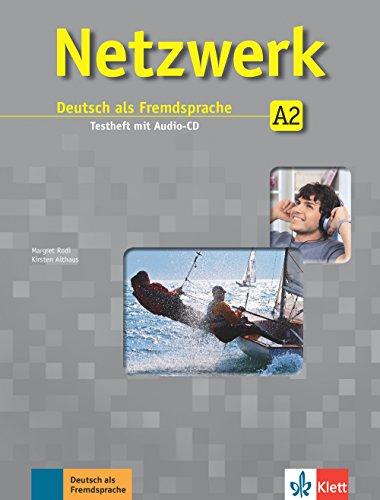 Netzwerk A2. Testheft mit Audio-CD: Deutsch als Fremdsprache