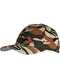 MasterDis Baseball Cap Flexfit Desert, Brown, S/M