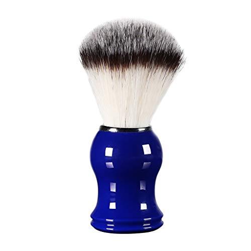 Dtuta Herren Metallharzgriff BartbüRste Sauber Und Effektiv Manuelle Gesichtsbehandlung Trocken TäGliche Reinigung Der MäNner (Shiseido-gesicht Waschen)