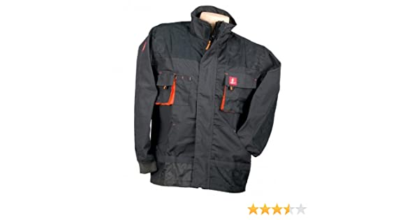 Urgent Arbeitsjacke Sicherheitsjacke Jacke Urg A 260g//m/²