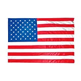Advantus MBE002220 All-Weather Outdoor U.S. Flag, Heavyweight Nylon, 4 ft x 6 ft