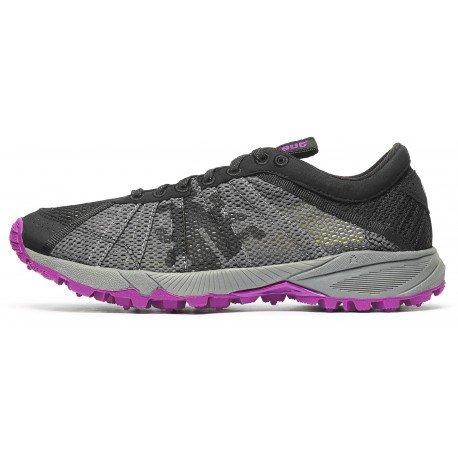 Icebug - Zapatillas Mist2 W Rb9X Running Y Actividades Acuáticas Mujer, Color Negra/Gris, 39.5