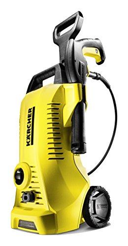 Kärcher K2 Premium Full Control Home - Hidrolimpiadora de alta presión para exteriores 110 bar, 1400 W, 360 L/h (1.673-426.0)