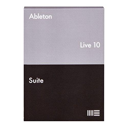 Ableton Live 10 Suite 1 licencia(s) Electronic Software Download (ESD) -  Software de licencias y actualizaciones (1 licencia(s), Electronic Software
