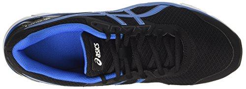Asics Gel-galaxy 9, Chaussures De Gym Pour Homme Noir (noir / Directoire Bleu / Blanc)