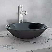 Amazon.fr : vasque de verre salle de bain