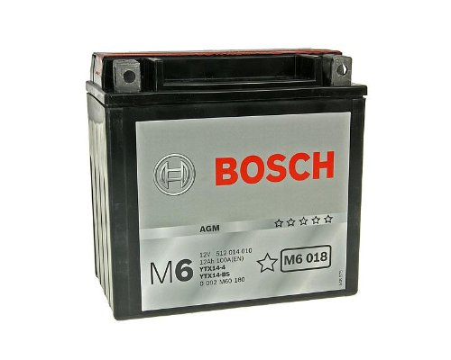 Bosch YTX14-BS Batería