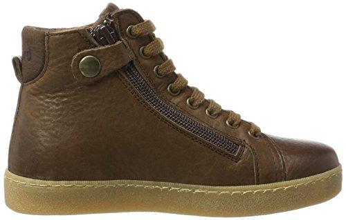 Bisgaard - Schnürschuhe, Pantofole a Stivaletto Unisex – Bambini Braun (309 Brown)