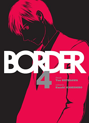 Border Edition simple Tome 4