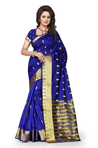 Goldi Fashion kanjivaram saree
