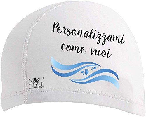 My Custom Style Cuffia Bianca Personalizzata, Personalizzabile Come Vuoi