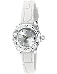 Invicta Analog Silver Dial Women's Watch - 11563