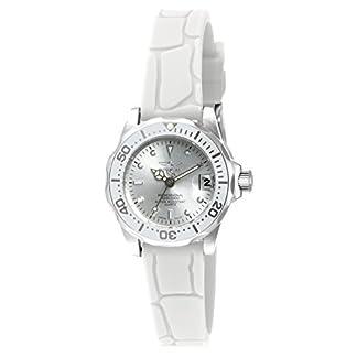 Invicta 11563 Pro Diver Reloj para Mujer acero inoxidable Cuarzo Esfera plata