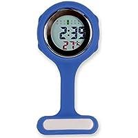 GIMA ns888Reloj para Enfermeros, Digital, Azul