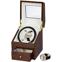 Auer Accessories Plutus 621OAG Uhrenbeweger Eichenholz
