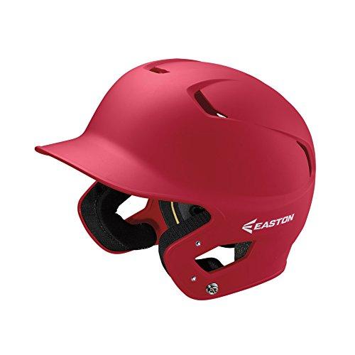 Easton Senior Z5Grip Teige Helm, Herren, A168091RD, rot, 6 7/8-7 5/8 Easton Baseball