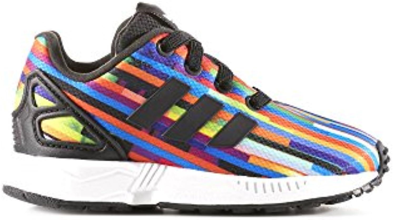 chaussures de sport adidas zx les flux flux flux multicolore el i 795045