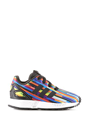 ADIDAS zx flux el i INFANT SCARPE SPORTIVE Multicolor