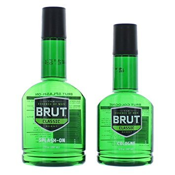 Brut By Faberge Co. For Men - 2Pc Gift Set