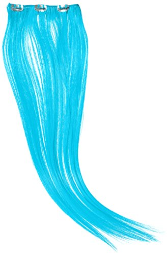 CLIP AND GO 1, 18 inch, turquoise