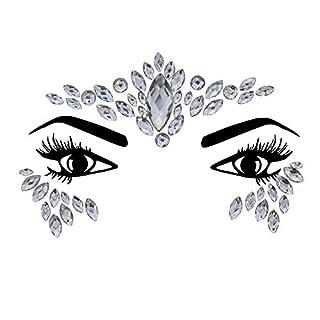 Zac's Alter Ego Crystal Stone Face Gems/Jewels - Summer Festival Body Art