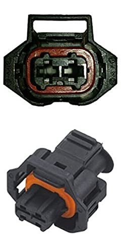 Connecteur d'injecteur le diesel - Bosch DJB7029Y-3.5-21 (Female) - Fuel Injection Replacement Connector