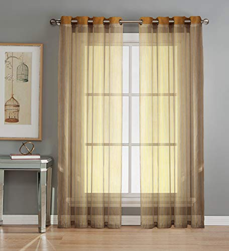 check MRP of peach color curtains HOMECRUST