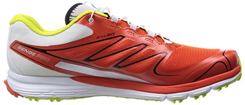 Salomon Sense Pro Chaussure Course Trial - SS15 Orange