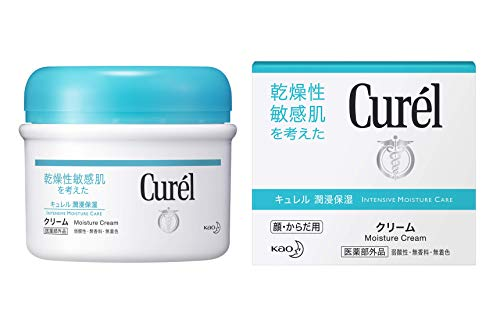 Kao Curel | Skin Care | Moisture Cream 90g (japan import)