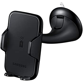samsung chargeur induction pour galaxy s6 et s6 edge noir high tech. Black Bedroom Furniture Sets. Home Design Ideas