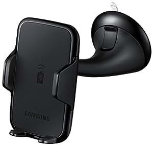 samsung station de chargement avec support pour voiture qi chargeur compatibilit avec galaxy s6. Black Bedroom Furniture Sets. Home Design Ideas