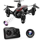 DROCON HACKER Drone- Thumb Size RC Quadcopter Micro Mini Drone with 720P HD