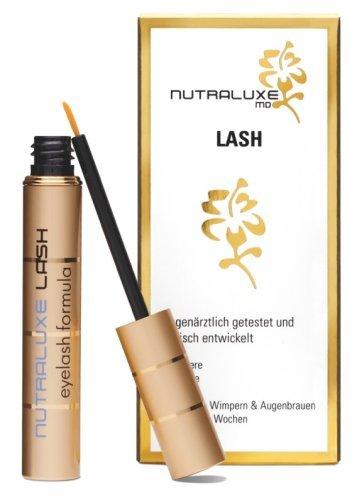 ORIGINAL Nutraluxe Lash 3,0 ml + Nutraluxe Hyaluron Mascara 6,0 ml (10ml/€111,12)
