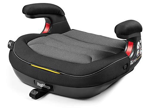 Peg Perego Viaggio 2-3 Shuttle - Crystal Black - Autokindersitz/Isofix-Autositzerhöhung, Gruppe 2-3, schwarz (Baby-auto-sitze Für Billig)