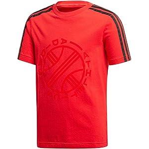 adidas Jungen Id Graphic Kurzarm-Shirt