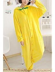Pyjamas Adulte Unisexe - Costume Animal en Peluche à une Pièce Épais Épais Épilant Hiver Chien Loisirs