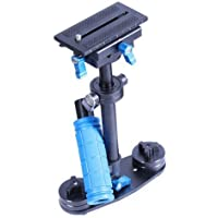Morros Caméra portatif Stabilisateur vidéo avec max 40cm de hauteur pour Dv appareil photo reflex numérique vidéo