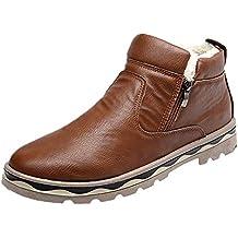 bd5683bce1c Amazon.es  botas media caña hombre