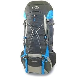 MONTIS VENTRO 85+10, mochila de trekking, 95 l, 84 x 38, 1750 g