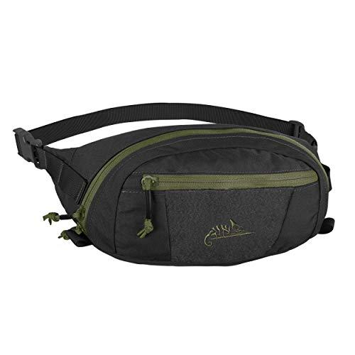 Helikon-Tex Bandicoot Waist Pack Gürteltasche - Cordura - Black/Olive Green A -