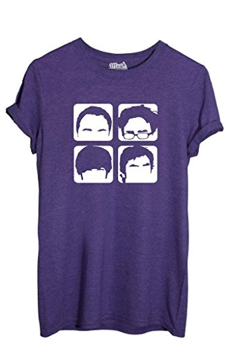 t-shirt-the-big-bang-theory-faces-film-by-mush-dress-your-style-femme-m-violet
