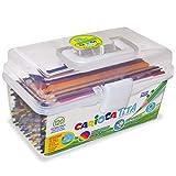 Carioca TITA |42800 - Caja de lápices de Resina Hexagonales, 120 Unidades