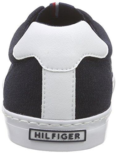 Tommy Hilfiger Herren J2285onas 1d Sneakers Blau (MIDNIGHT 403)