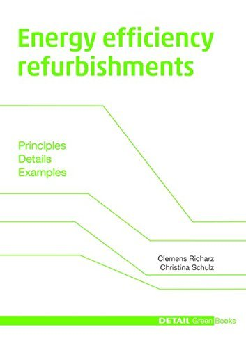 Energy efficiency refurbishments (Detail Green Books) by Clemens Richarz (2013-05-01)