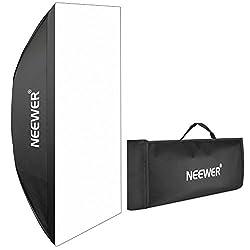 """Neewer tragbare rechteckige Softbox mit Einfassung BOWENS 60 X 90cm / 23.6 """"x 35.4"""""""