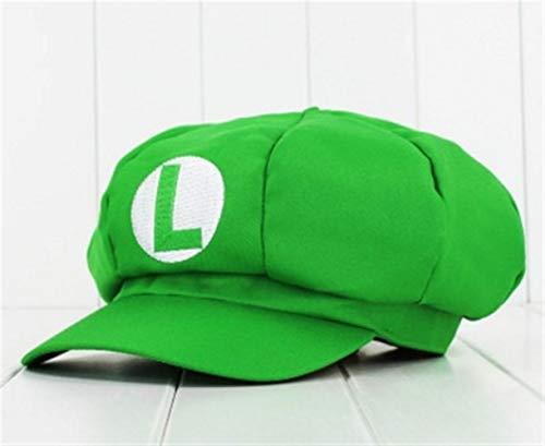 KCBYSS Protezione del Cappello di Baseball Costume di Compleanno Caps Presenti Regalo di Natale dei Bambini (Color : Green)