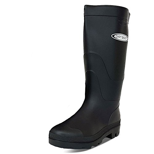 Dirt Boot Ladies & Mens Green OR Black Festival Wellington Boots,Wellies,Gardening,RAIN,Rubber